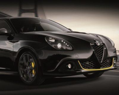 Metal Replacement auf Alfa Romeo Giulietta Türträger